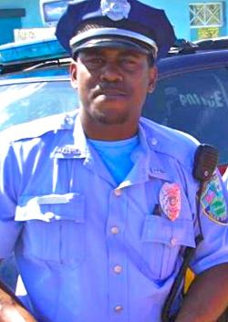 Officer Colvin Georges. 1970-2012