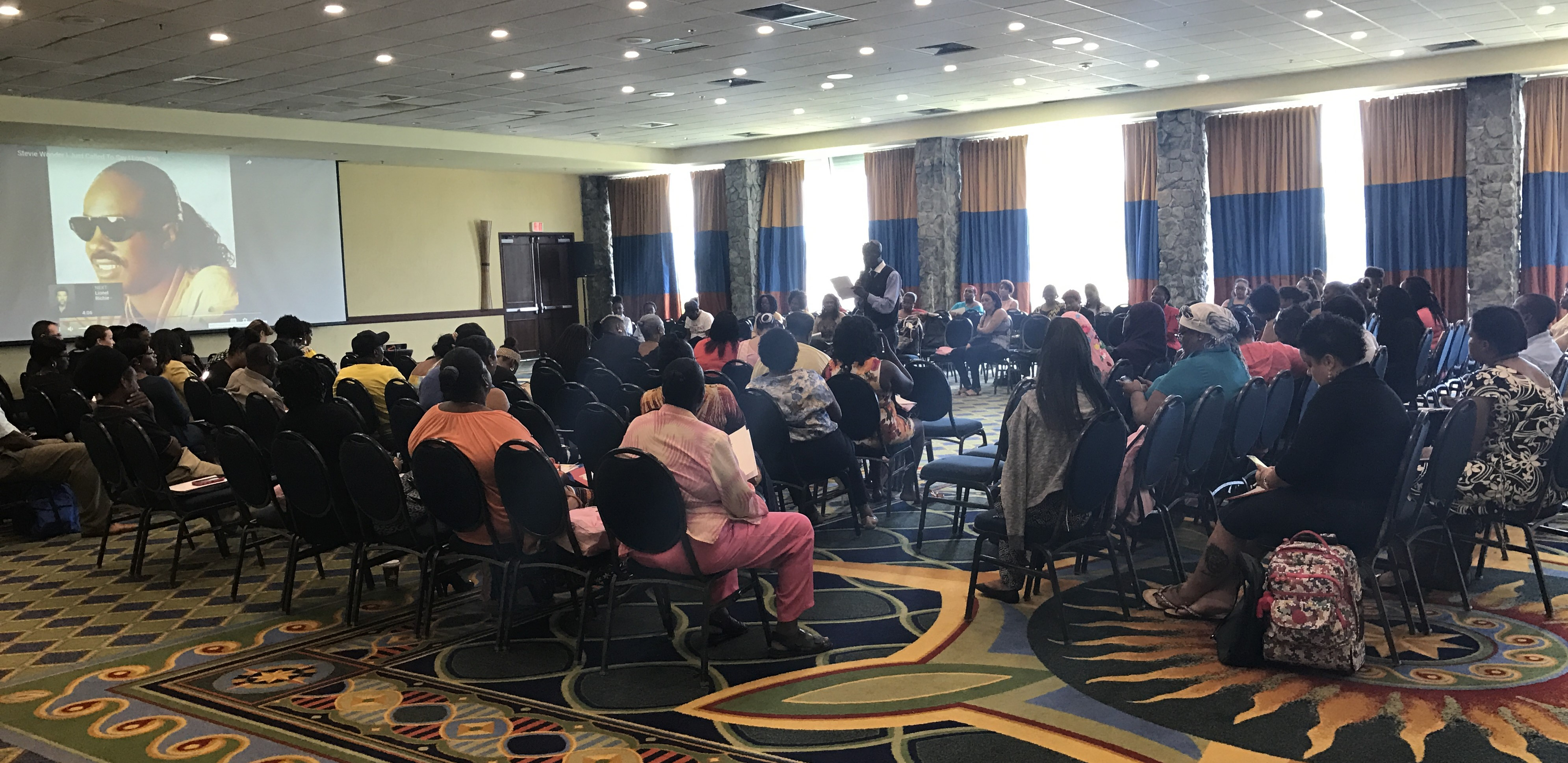 Parent Conference held at Marriott's Frenchman's Reef Beach Resort