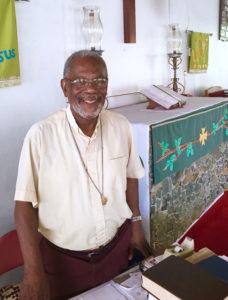 The Rev. Carlyle O. Sampson