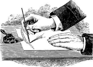 Hand Writing Letter