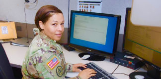 The Army took Maritza Morcelo from St. Croix to postings around the world.