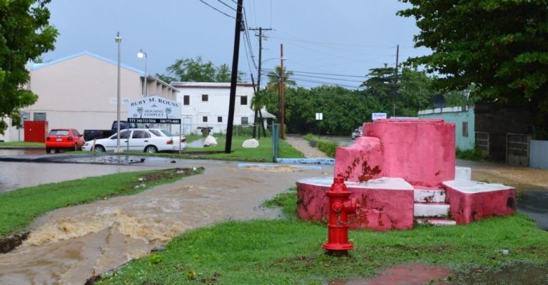 Flash Flood Watch Across USVI and Puerto Rico