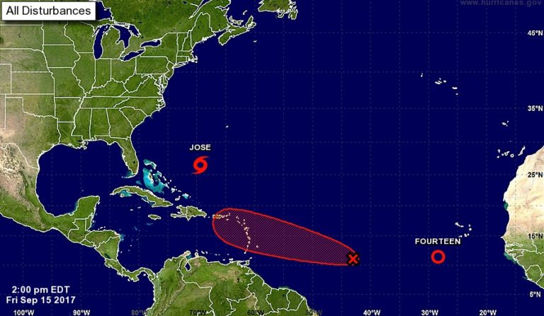 More Storms On Way to USVI