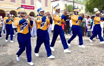 Charlotte Amalie Marching Band