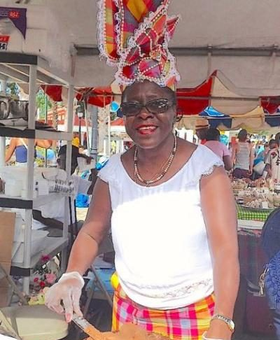 The Crucian Christmas Carnival Food, Arts and Crafts Fair
