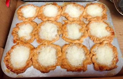 Food Fair tarts