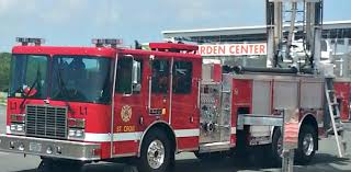 STX Firetruck Flips on Queen Mary – No Major Injuries
