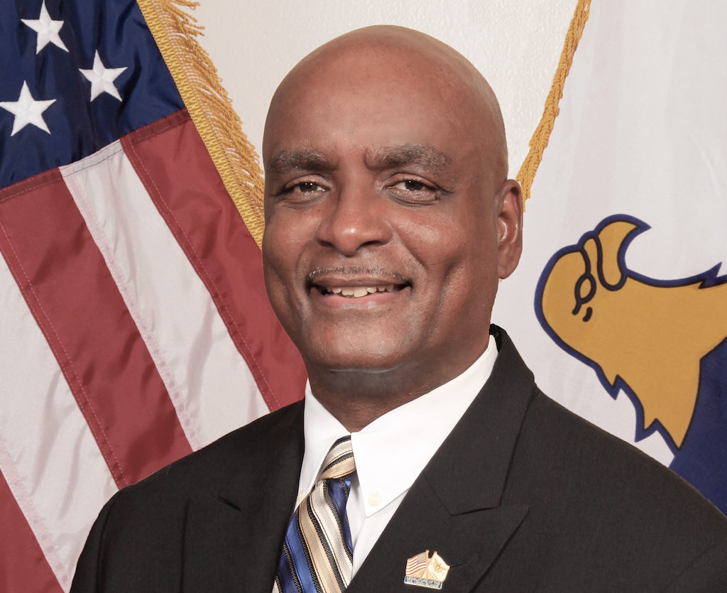 Sen. Dwayne DeGraff said another tax amnesty would send the wrong message to residents.(File photo by Barry Leerdam for the V.I. Legislature)