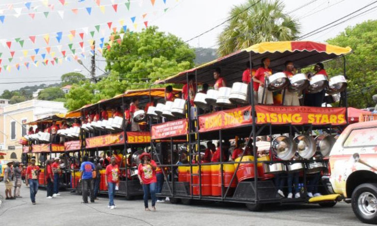 V.I. Division Of Festivals Launches Virtual Carnival