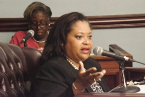 Sen. Janette Millin Young (File photo)