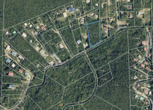 5-C Estate Adrian as seen on the Lieutenant Governor's MapGeo System.