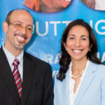 Gubernatorial candidate Soraya Diase Coffelt and her running mate, Dwight Nicholson. (Campaign photo)
