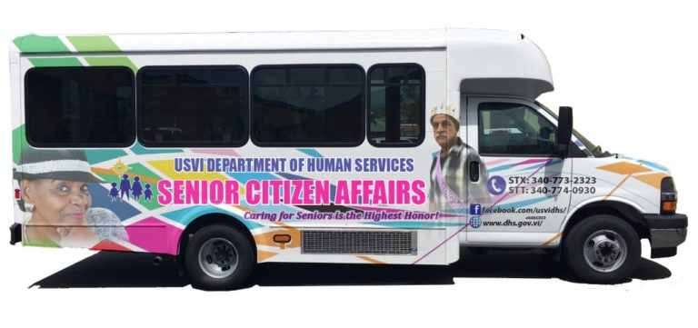 Human Services Unveils New Senior Transportation Fleet