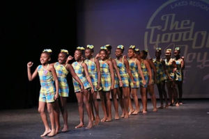 Dynamic Dancers perform during the Lakes Region Dance Studio recital (Photo by Michele Roy DuBois)