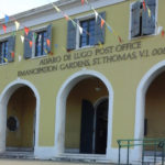 The Alvaro deLugo Post Office.