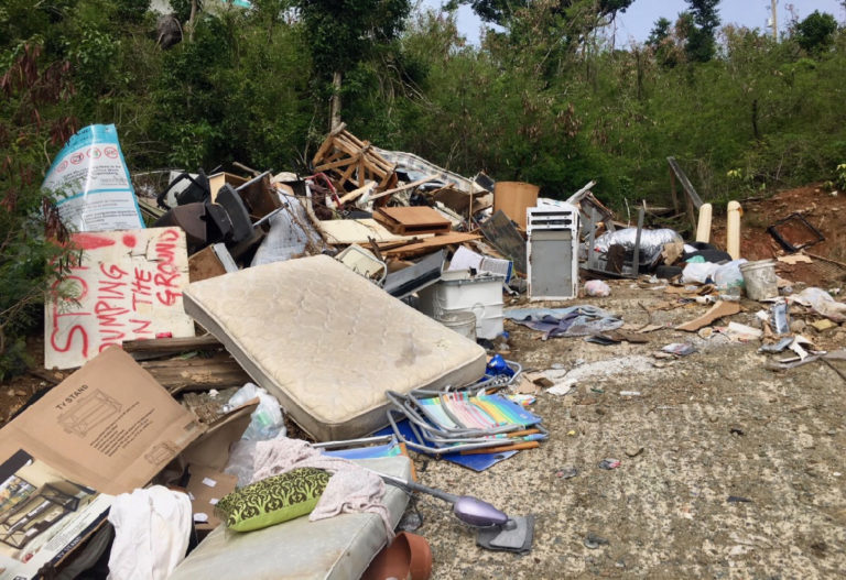 USVI Produces 450 Tons of Garbage Every Day, Researchers Say