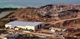 Bovoni Landfill on St. Thomas. (File photo)