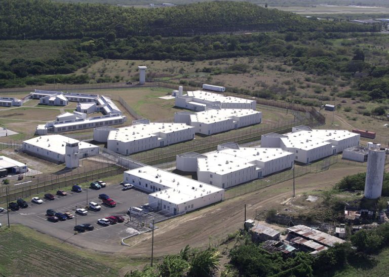 Bureau of Corrections Confirms Inmate's Death; No Sign of Foul Play