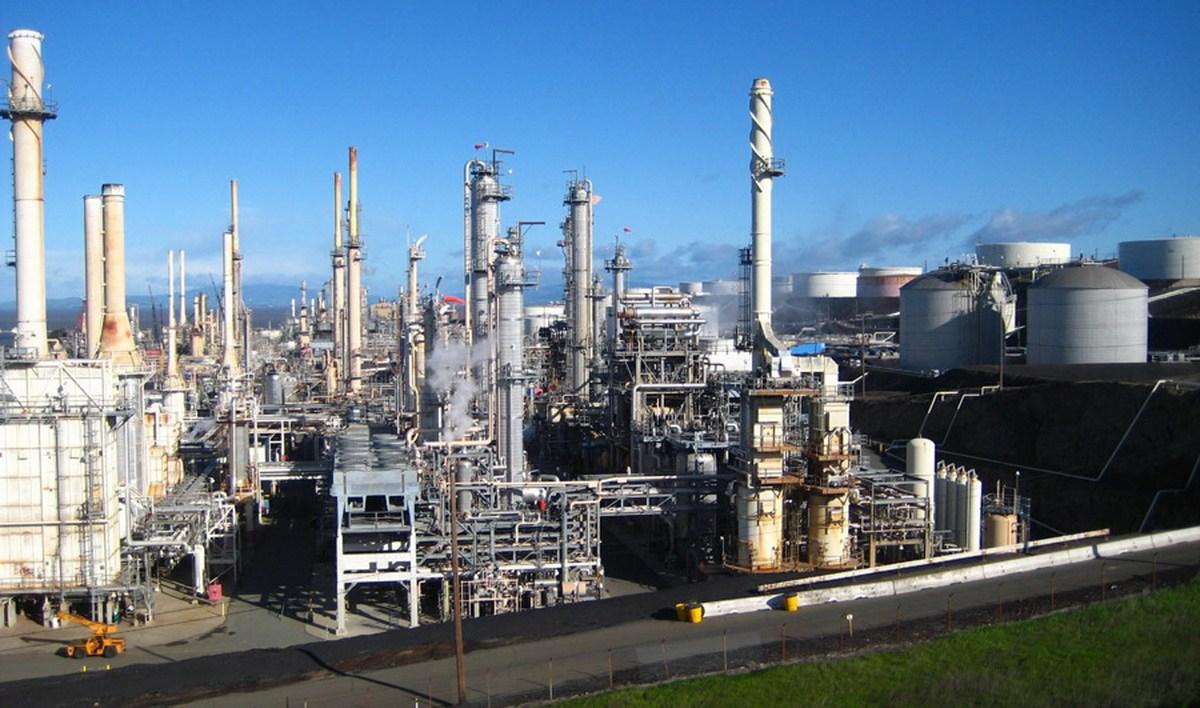 Limetree Oil Refinery (File photo)