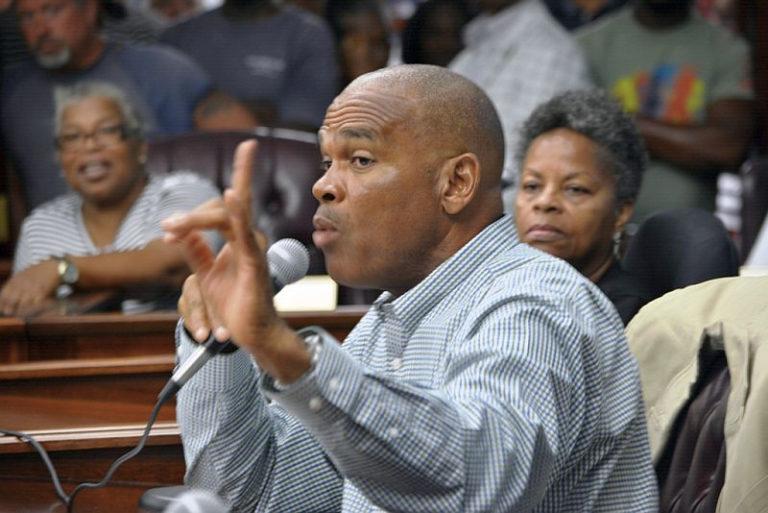 Former Senator-at-Large Seeks Commercial Rezoning