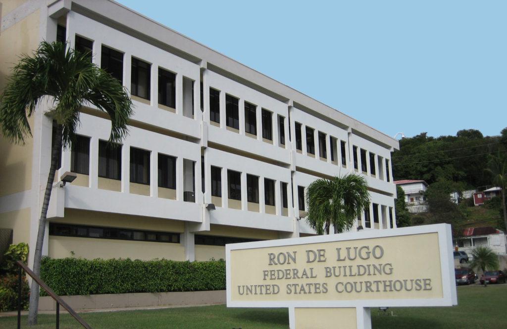 The Ron deLLugo Federal Courthouse. (File photo)