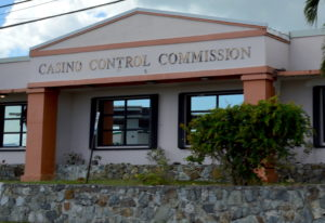 Casino Control offices on St. Croix. (Bill Kossler photo)