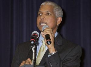 District Judge Curtis Gomez (File photo)