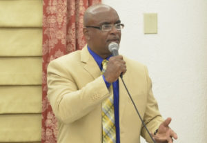 Sen. Dwayne DeGraff. (File photo by Barry Leerdam, Legislature of the U.S. Virgin Islands)
