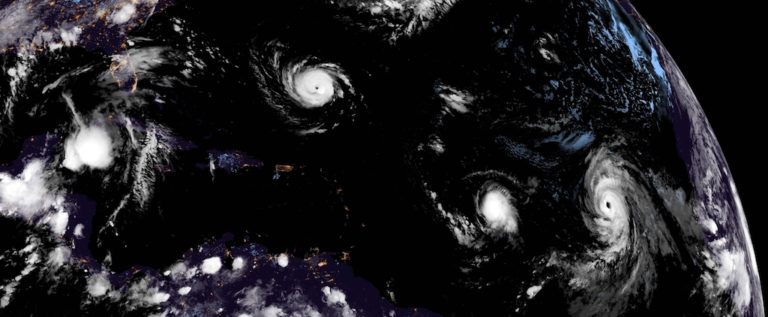 New Study: Intensity of Hurricanes May Be Increasing, But the Numbers Aren't