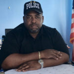 David Cannonier, assistant police chief for St. John.