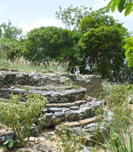 The Yawzi Ruins are accessible by a .3 mile trail in the VINP. (Photo from the VINP website)