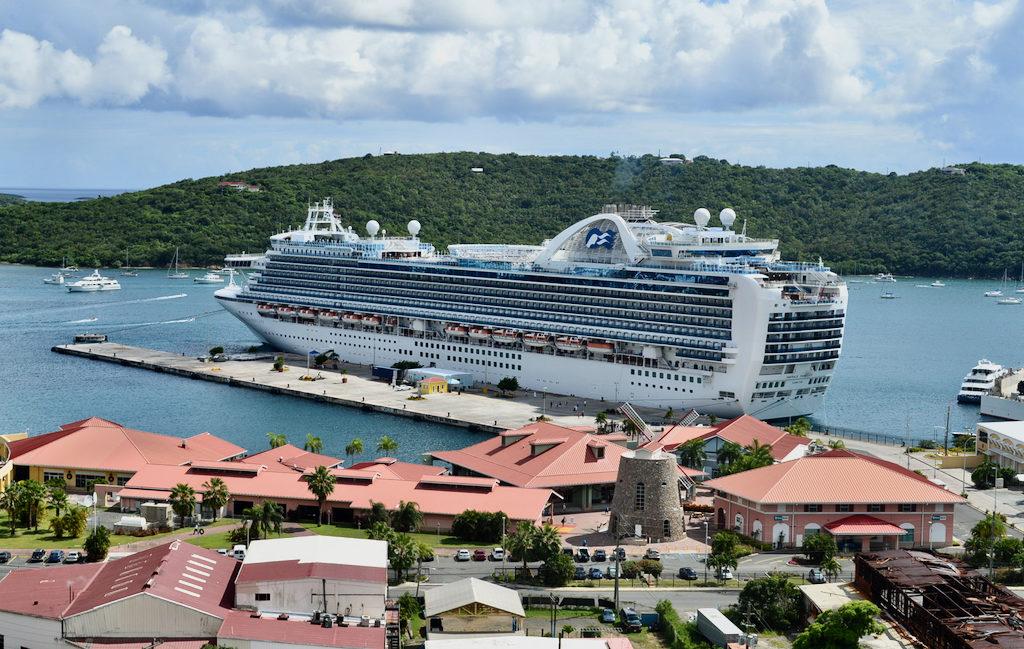 Princess Cruises suspending business for 60 days amid the coronavirus pandemic