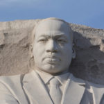 The Martin Luther King Jr. Memorial in Washington D.C.