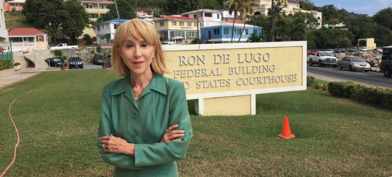 Plaskett Asking Biden to Replace U.S. Attorney Gretchen Shappert