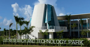 The Research and Technology Park on UVI's St. Croix campus(File photo)