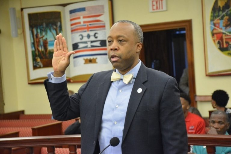 Bryan Ousts Finance Commissioner Over Unauthorized Stipends