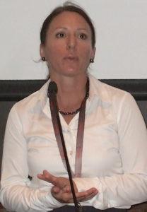 Epidemiologist Esther Ellis (File photo)