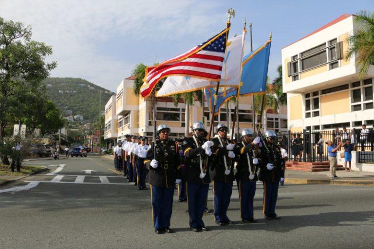 VIPD Marks Police Week with Slate of Events