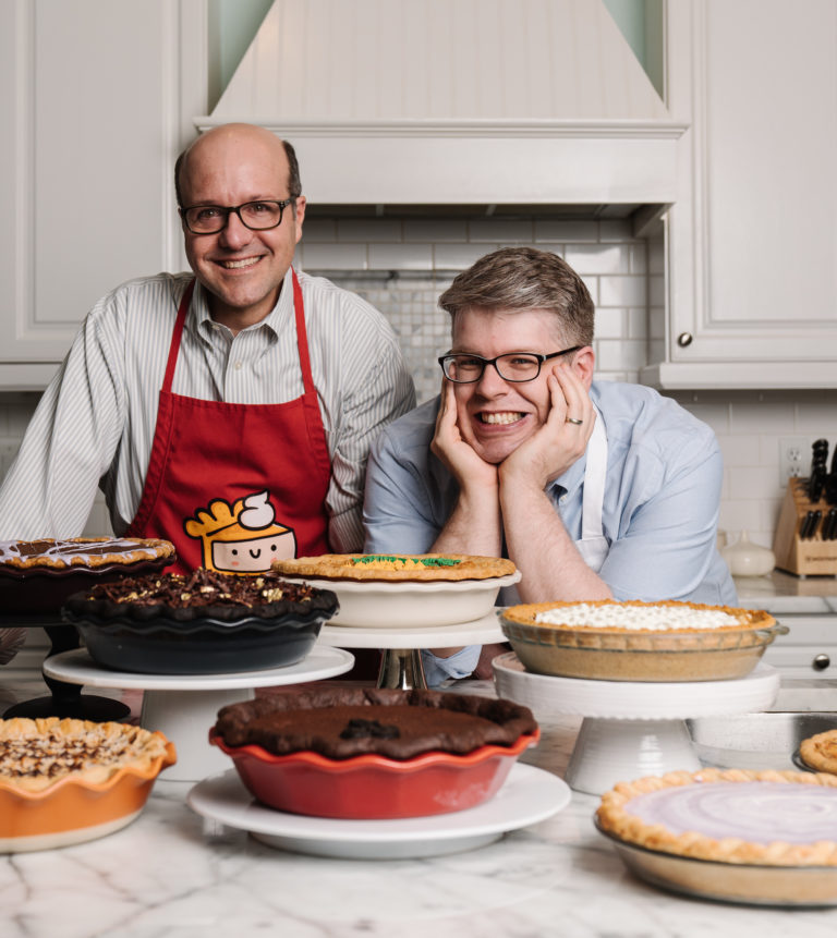 St. Thomas-Born Doctor Becomes Expert in Pie