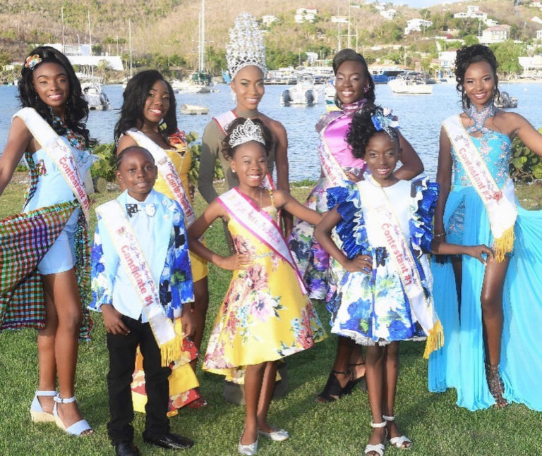 2019 St. John Festival Royalty  Take the Stage Saturday