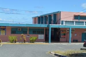 Juanita Gardine School is one of three St. Croix schools adding seventh and eighth grades to become K-8 schools/ (File photo)