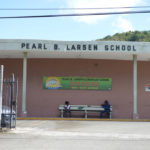 Pearl B. Larsen School (File photo)