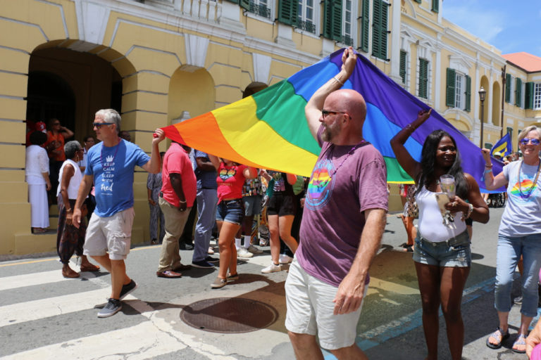 Pride Walk Scheduled for Sunday on St. Croix