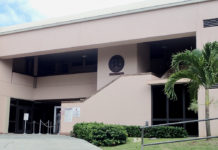 The R.H. Amphlett Leader Justice Complex, home of the Superior Court on St. Croix. (File photo)