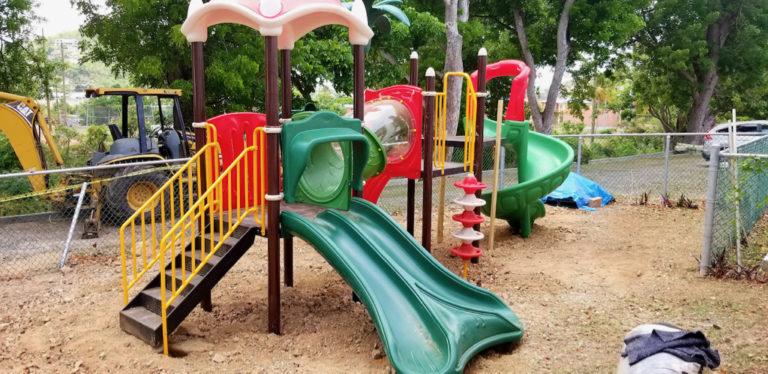 UVI Opens Childcare Center