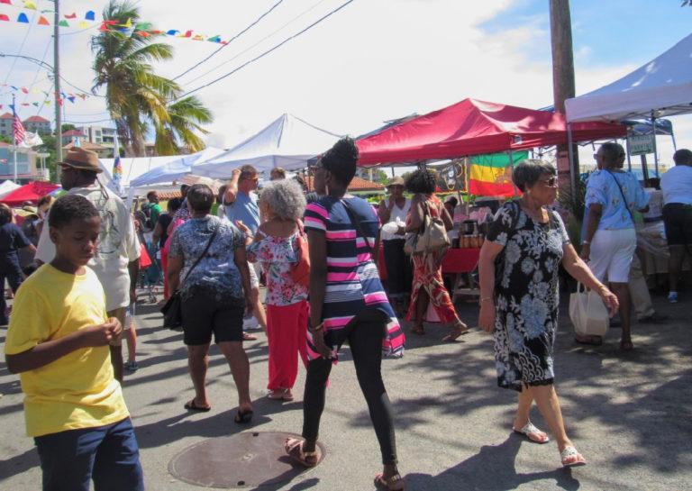 STJ Food Fair Serves Culture, Honors Committee