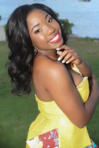 Queen contestant Zakiyah Gregoire