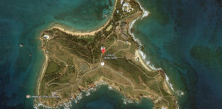 Little St. James Island. (Image from Google Maps)