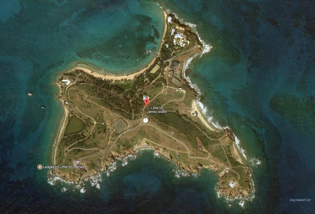 St james island epstein