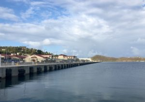 St. Thomas WICO dock. (Source file photo by Kelsey Nowakowski)